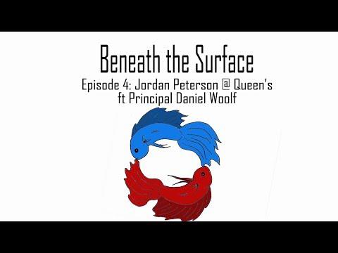 BTS 004: Jordan Peterson and the Queen's University Protest ft Queen's Principal Daniel Woolf