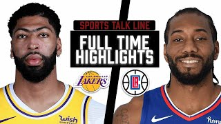 LA Lakers vs Clippers HIGHLIGHTS Full Game | NBA May 6