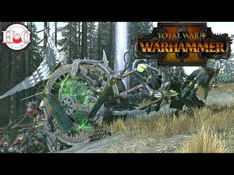 Skaven Smash - Total War Warhammer 2 - Online Battle 19