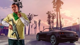 GTA 5/Grand Theft Auto V-PS4 vs PS3