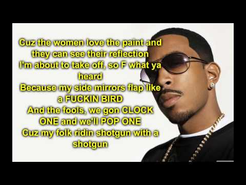 Ludacris - Act a Fool (Lyrics Official by Falko)