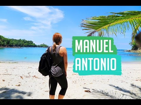 COSTA RICA VLOG: Manuel Antonio Park