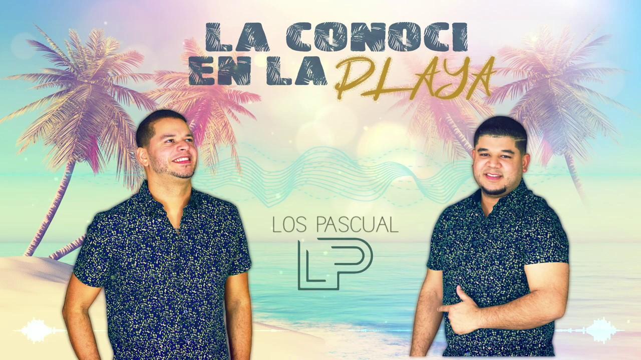 Los Pascual - La Conocí en la Playa [2020]