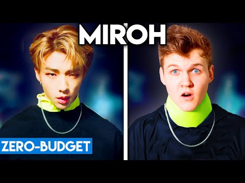 K-POP WITH ZERO BUDGET Stray Kids - MIROH