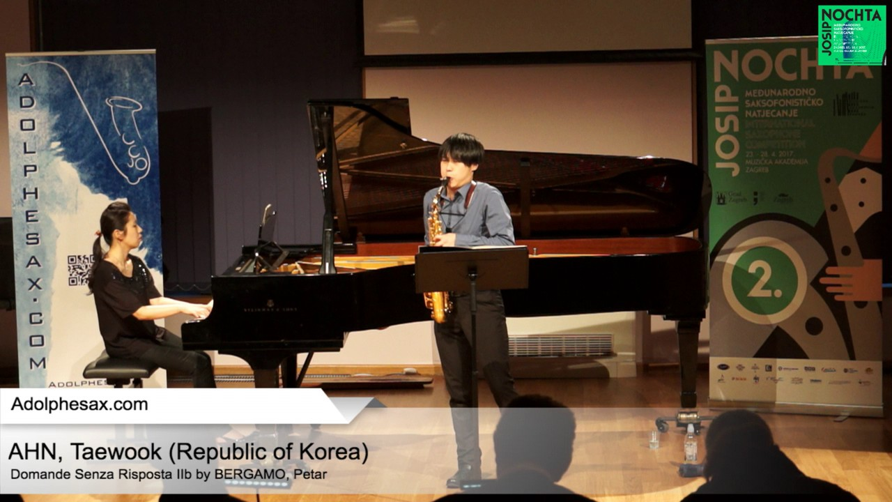 Domande senza risposta IIb (Petar Bergamo) – AHN, Taewook (Republic of Korea)