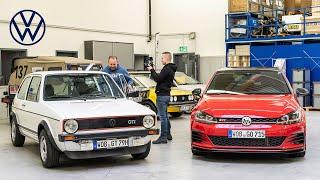Marco Degenhardt besucht Volkswagen Classic