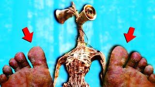 Les GROS pieds DÉGUEUx de Siren Head (Siren Head : Résurrection FIN )