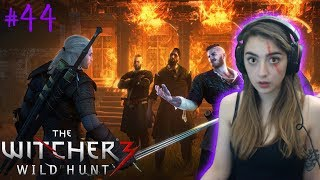 3 WISHES! - The Witcher 3: Wild Hunt (Hearts of Stone) - Part 44