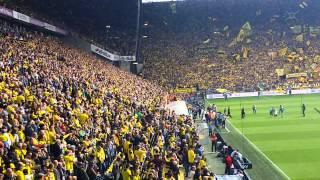 03.05.2014 HEJA BVB Einmarsch