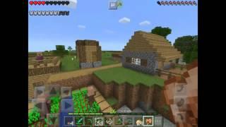 Minecraft Survival Series: Season 1 Episode 8: Our New Living Status