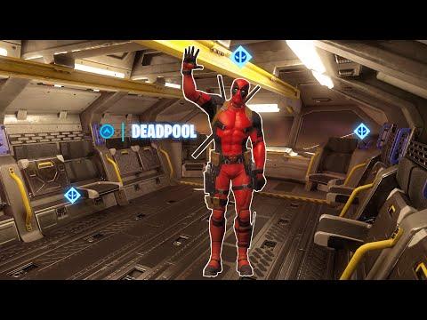 Hurry Get Deadpool Skin Now Fortnite Week 7 Deadpool Challenges