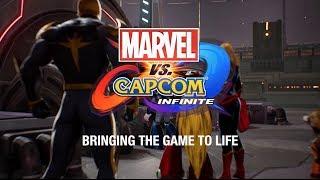 Marvel vs Capcom: Infinite BTS - Part 3 - Bringing the Game to Life