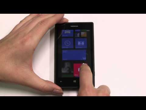 Getting started with your Nokia Lumia 520