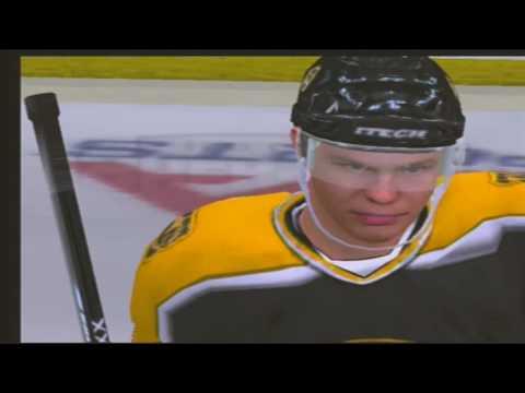 NHL 2005 Simulated The Lost Season Playoff Game 1 Ottawa vs Boston