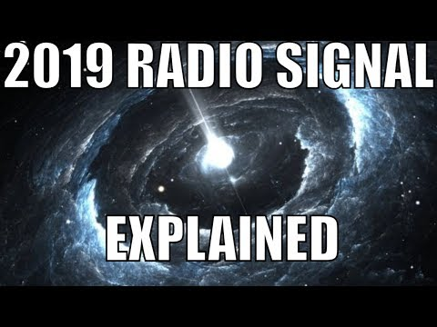 Scientists Detect Repeated Deep Space Radio Signal - FRB 180814 Mp3