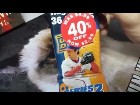 2009-upper-deck-baseball-series-2-value-jumbo-pack-opening