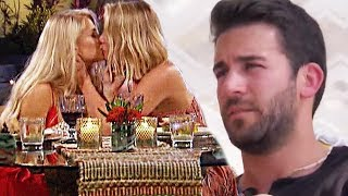 Bachelor in Paradise: Watch the Cast React to Demi's Girlfriend Kristian's Arrival