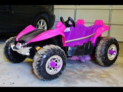 How to Convert Your Power Wheels to Lithium Batteries