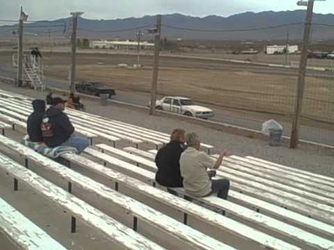Pahrump Valley Speedway Bomber Main Event 2-18-12