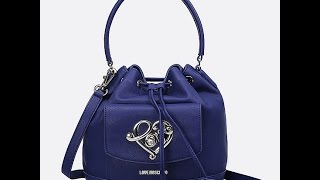 Классическая сумка Moschino JC4033PP12LD0-750 blue