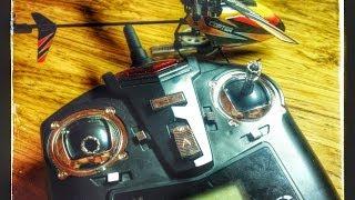 Wltoys V911 радиоуправляемый вертолет с Aliexpress + бесплатная безправодная мышка(, 2014-03-18T16:56:36.000Z)