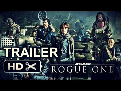 ROGUE ONE  A Star Wars Story International Official Trailer 4  2016  new  Poster