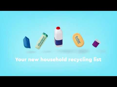 Recycling List Ireland