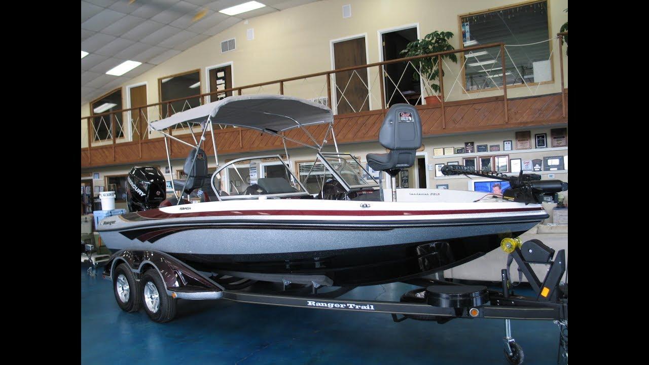 2018 Ranger 212 Reata For Sale At Austin Boats Motors