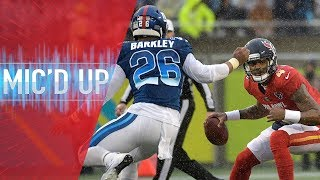 Gambar cover Best Mic'd Up Sounds of Pro Bowl, 2019 | NFL Films