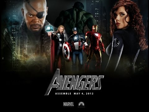 """Marvel's THE AVENGERS"" 