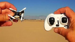 Cheerson CX-10C World's Smallest Camera Drone Altitude Test