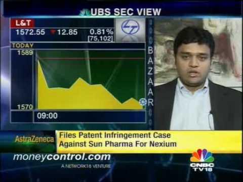 Buy Larsen and Toubro, says Suresh Mahadevan
