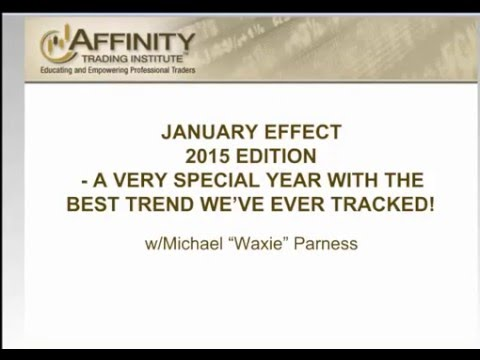 FREE January Effect Seminar - Why Waxie Expects this to years list to be Awesome - FCX Free Idea