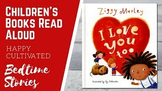 I Love You Too Book | Valentines Books for Kids | Valentine's Day | Children's Books Read Aloud