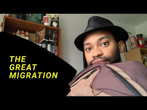 The Great Migration: Topics In Black History Series