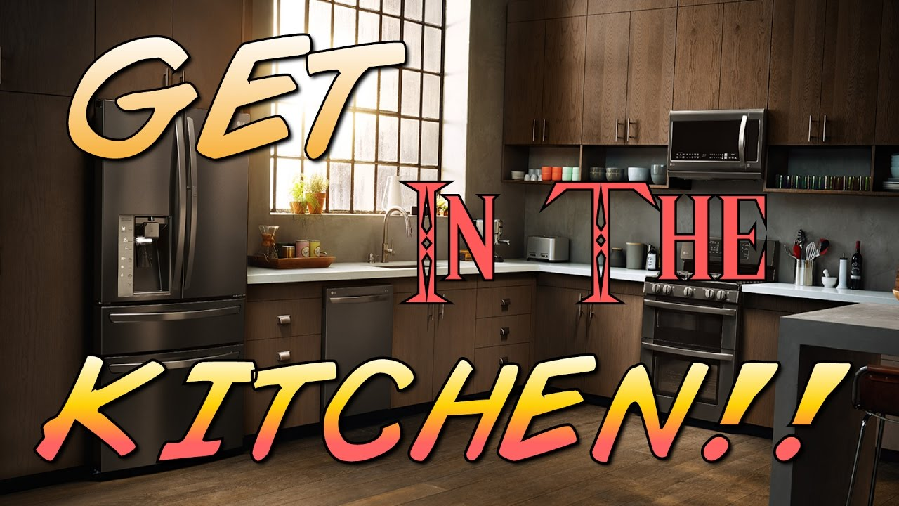Woman Should Stay In The Kitchen It Was A Joke I Wasn T Serious