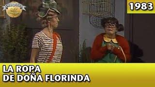 La Ropa de Doña Florinda | El Chavo