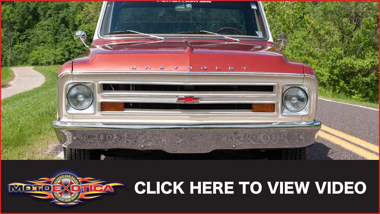 1968 Chevrolet C10 Sold Youtube 1951 Chevy Vin Tag