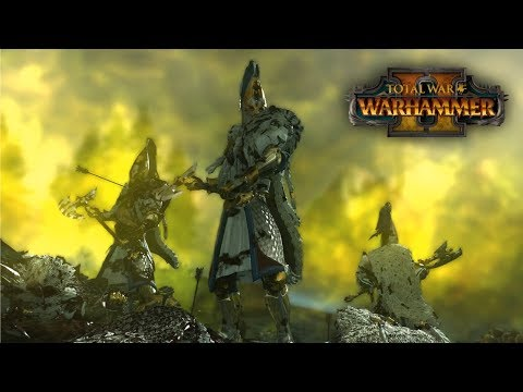 ABSOLUTELY SAVAGE | Greenskins vs High Elves - Total War: Warhammer 2 Online Battle 15