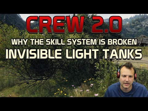 INVISIBLE light tanks!