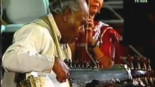 Ali Akbar Khan: Raga Puriya kalyan - VHS rip