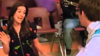 glee ride with me full performance