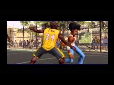 NBA Street Volume 2 Intro (HD)