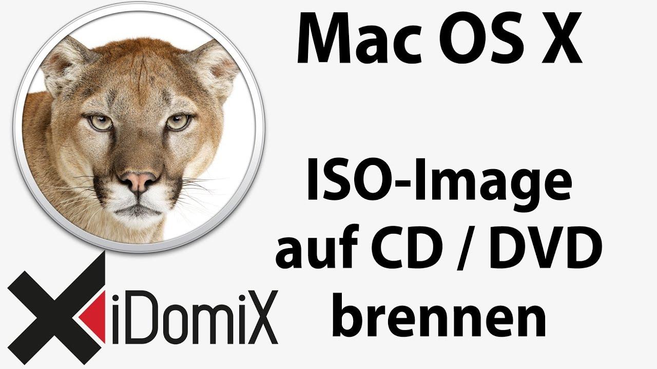 Burn DMG to DVD in macOS High Sierra