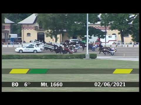 2021 06 02   Corsa 6   Metri 1660   Gran Premio Della Repubblica