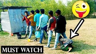Must Watch New Funny Comedy Videos 2019 😂 😂 - Episode 04, SM TV,  Bindas Fun, Pagla BaBa