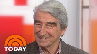 Sam Waterson: 'We Laugh Every Day' Making 'Grace And Frankie' | TODAY