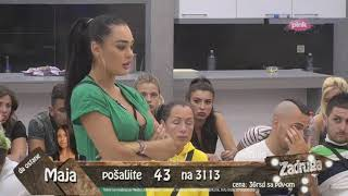 Zadruga 2   Ana Odbija Da Komentariše To što Ju Je Soraja Izbrisala Sa Instagrama   04.05.2019.