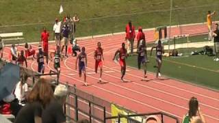 Gambar cover 5/8 2011 America East Outdoor Championship Men's 100m Final