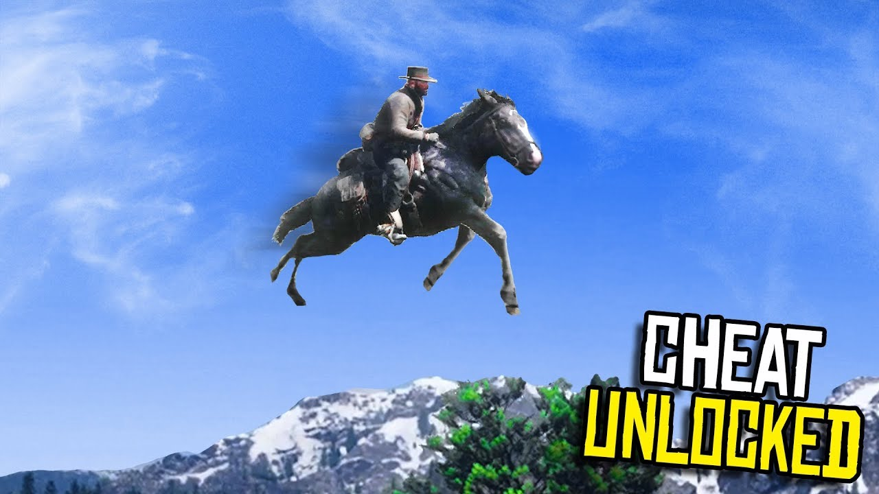 RDR2 BEST CHEAT CODES in the Game! Xbox One & PS4 (Red Dead Redemption 2)